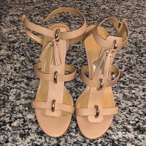 Enzo Angiolini sandal heels